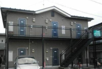 「鶴見」駅バス便良好の賃貸アパート。