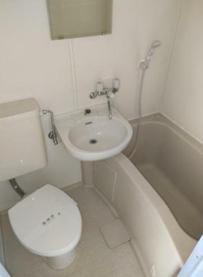 【浴室】国立Kハイツ