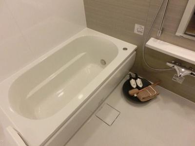 【浴室】パークハビオ上野3丁目