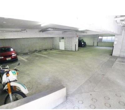 【駐車場】ポートハイム弘明寺第2
