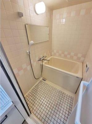 【浴室】ポートハイム弘明寺第2