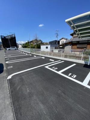 【駐車場】メゾン・グランデ下阪本