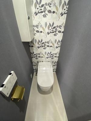 【トイレ】メゾン・グランデ下阪本