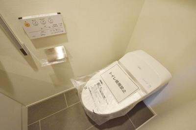 【トイレ】ザ・パークハビオ上野御徒町
