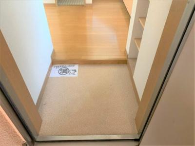 【玄関】ハイツ楽らく