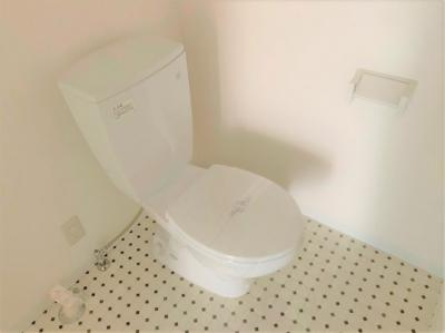 【トイレ】ハイツ楽らく