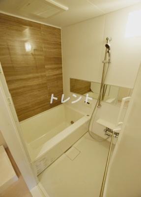 【浴室】カーザビアンカ