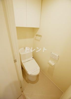 【トイレ】カーザビアンカ