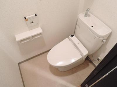 【トイレ】相馬貮番館