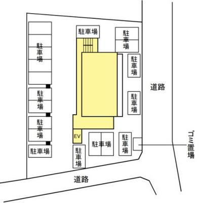 【区画図】ChulaVistaCasaDaido