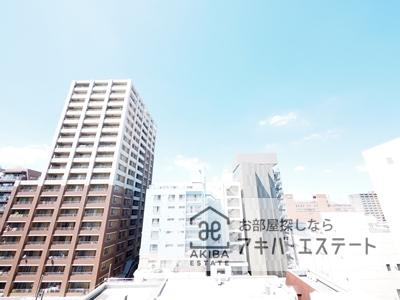 【展望】AXAS東京イーストレジデンス