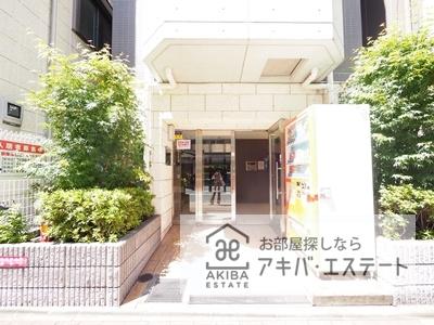 【エントランス】AXAS東京イーストレジデンス