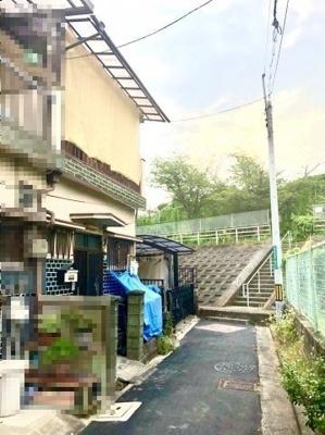 【外観】堺市西区浜寺石津町西4丁 戸建