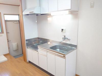 【キッチン】あけぼの荘