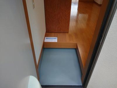 【玄関】あけぼの荘