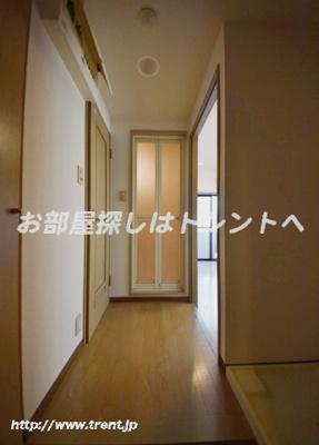 【玄関】菱和パレス文京南
