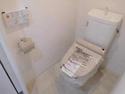 【トイレ】オークハイツ西荻