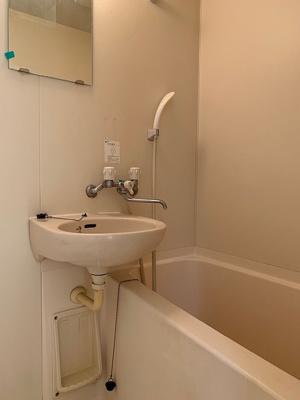 【浴室】セピアコート