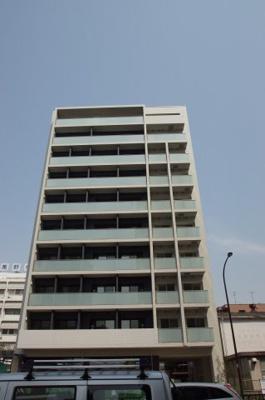 「大鳥居」駅より徒歩2分の駅近築浅マンションです。