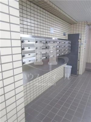 【ロビー】ダイアパレス尾久駅前第2