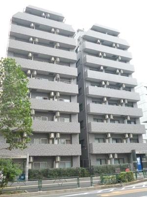 【外観】スカイコート早稲田第2
