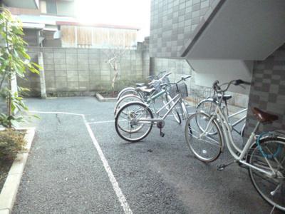 【駐車場】スカイコート早稲田第2