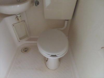 【トイレ】シャンクレール大国