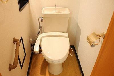 【トイレ】クラウンビル・レジオン三宮