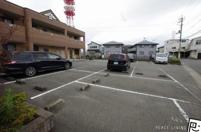 【駐車場】コートヴェール中島田