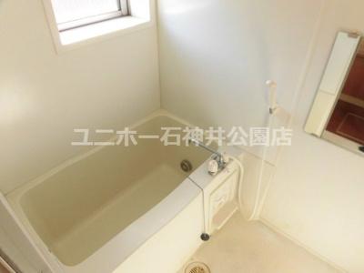 【浴室】あさひ壱番館