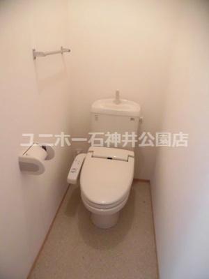 【トイレ】あさひ壱番館