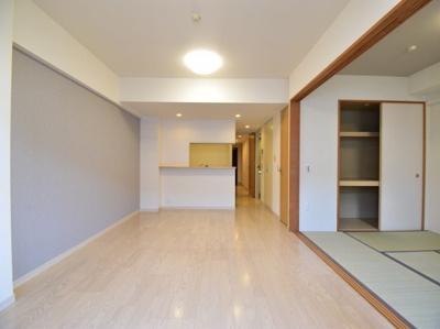 贅沢といえるほどの豊かな居住性と、プライドを満たすクオリティが見事に調和した住空間。