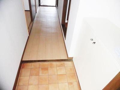 【玄関】ディアコートK