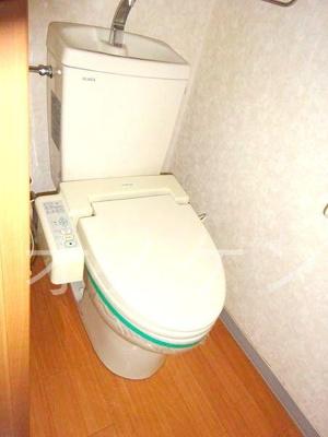 【トイレ】シプレーヌ