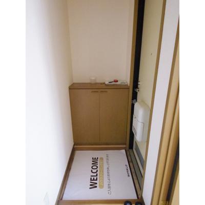 【玄関】メゾンパーク東和田