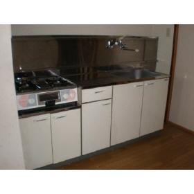 【キッチン】アコモウエストンⅠ