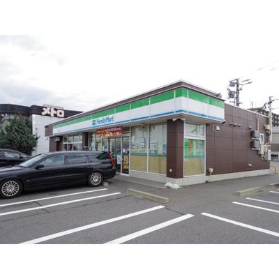 コンビニ「ファミリーマート塩尻緑ヶ丘南店まで317m」