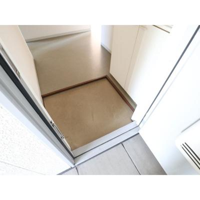 【玄関】コーポせせらぎA棟