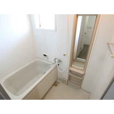 【浴室】コーポせせらぎA棟