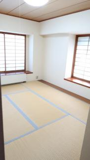 緑豊かな環境に和室は似合いますね。