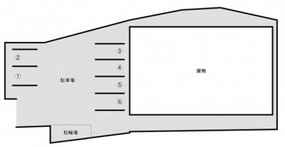 【区画図】CozyCourtNeo(コージーコートネオ)
