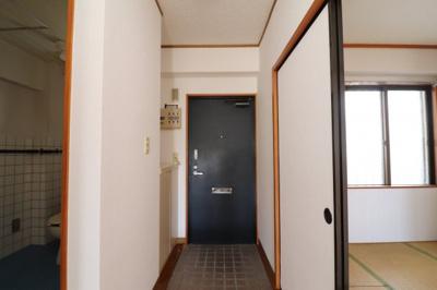 【玄関】パインクレスタ古島
