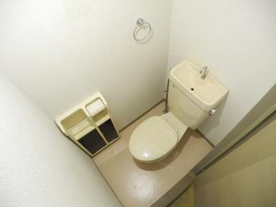 【トイレ】カムール花園