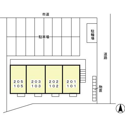 【区画図】プレイン F