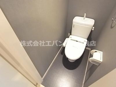 【トイレ】castilloいのはな(カスティージョ)
