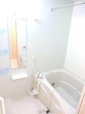 【浴室】クレストガーデンⅡ