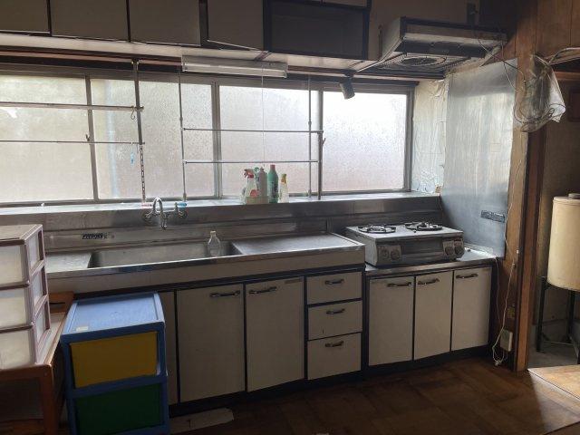 【キッチン】伊那市西町 中古住宅