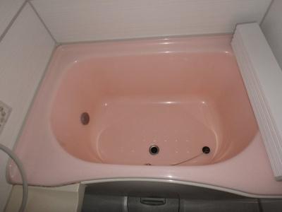 【浴室】コーポエイト・エイ
