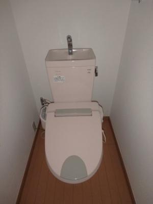 【トイレ】コーポエイト・エイ