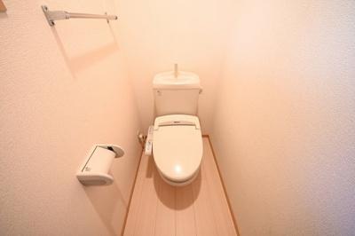 【トイレ】オーク上富野
